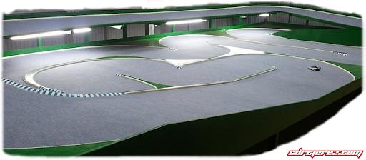 Carrera Inaugural circuito de Mini-Z