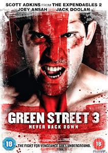 Không Chùn Bước Phần 3 - Green Street 3 Never Back Down poster