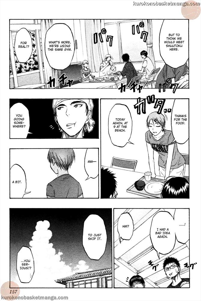 Kuroko no Basket Manga Chapter 60 - Image 600/7
