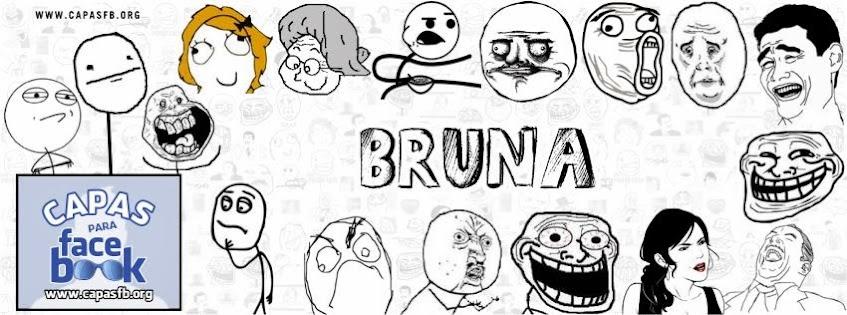 Capas para Facebook Bruna