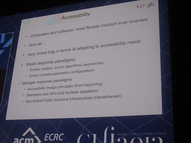 Slide on Accessibility