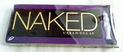 Review: Urban Decay Naked Palette