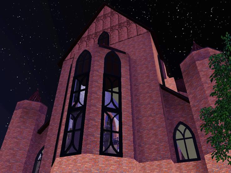 catedral gótica sims