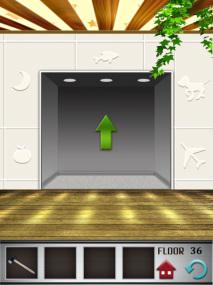 100 Floors Level 36 Walkthrough Doors Geek