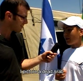 How to kill Arab Kids: Israeli Kids Learning in the Army Museum [must see video]