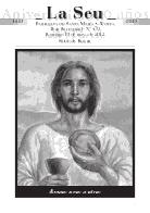 Hoja Parroquial Nº470 - Amaos unos a otros. Iglesia Colegial Basílica de Santa María de Xàtiva - 2012