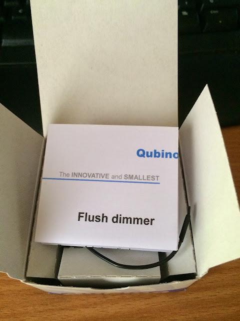 photo2 A relire : test du module Qubino dimmer