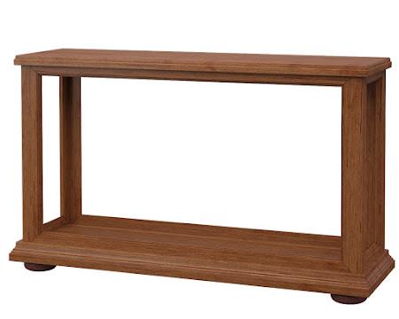 Edinburgh Sofa Table in Itasca Maple