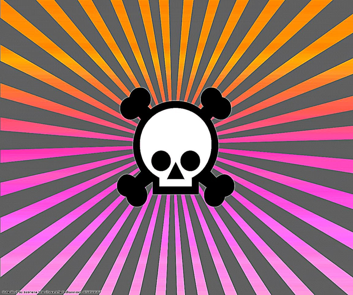 Cool HD Wallpapers: Cute Skull Wallpapers