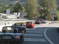 Passeio MX-5 2012 (Douro): As vindimas ao vivo e a cores