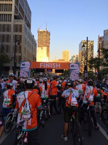 2nd BGC Cycle Philippines 2014