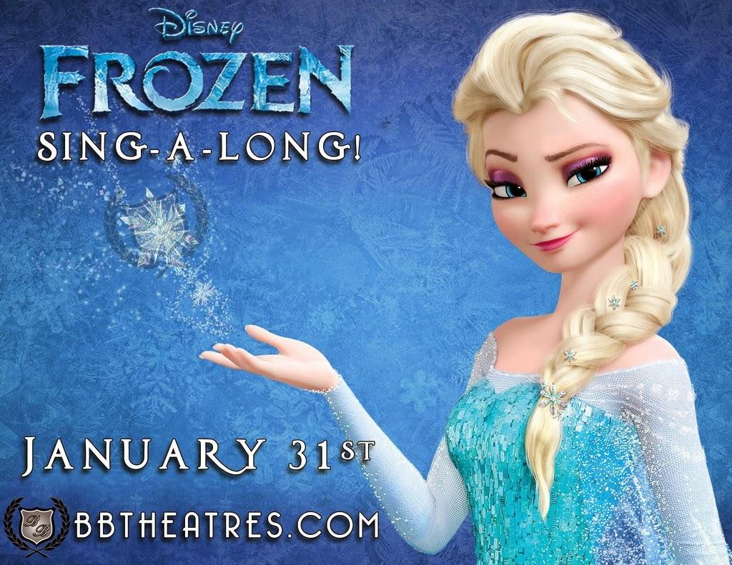 Ψυχρά κι Ανάποδα Τραγουδιστά (Frozen Sing Along) Wallpaper