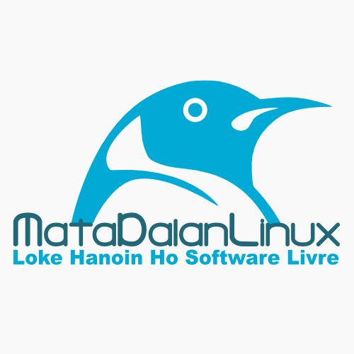 Logo Mata Dalan Linux
