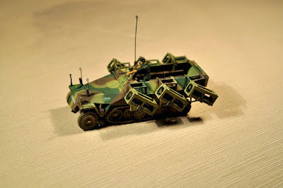 Semioruga Sdkfz.251/1