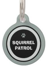 Sage Green Custom Dog ID Tag