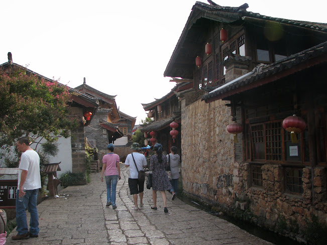 Suke Ancient Town, Lijiang, Yuunan, China