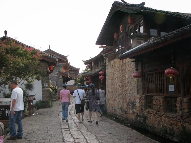 Suke Ancient Town, Lijiang, Yunnan, China