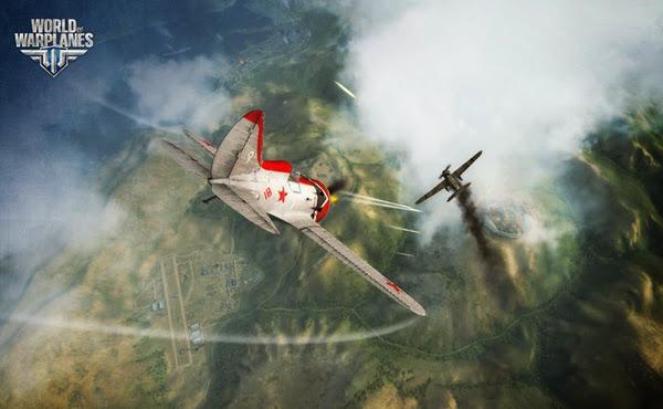 Game không chiến World of Warplanes mở cửa OBT 6