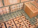 армирование кладки стен расход арматуры
