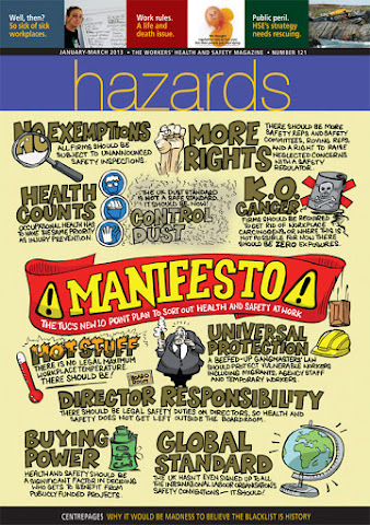 TUC Health and Safety Manifesto