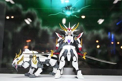 Tumacher Gunpla Inochi Yoroiden Samurai Troopers Armor Plus Tamashii Feature S Vol 2 Act