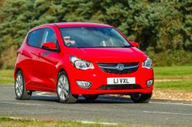 The return of the Vauxhall Viva