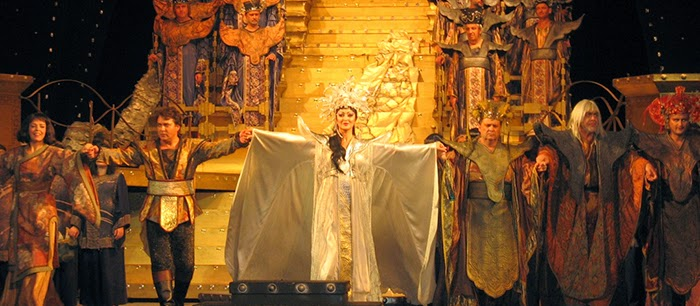 TURANDOT - PRAGUE STATE OPERA - CZECH REPUBLIC