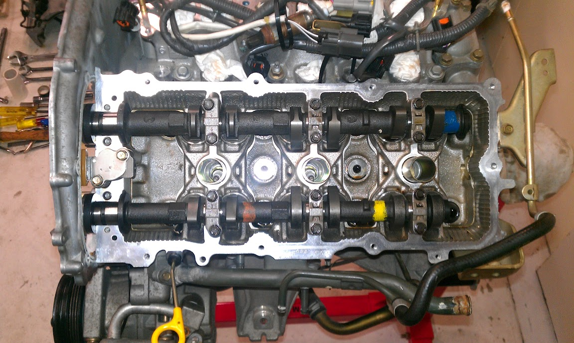 The Vq30det S15 Silvia Build