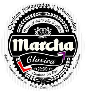 Marcha Clásica 70x700 por los pueblos del Sur de Madrid