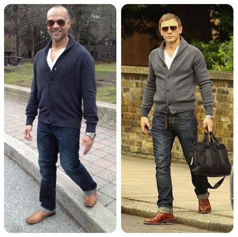 Men S Celebrity Fashion Style Guide Fashion Stalking Daniel Craig