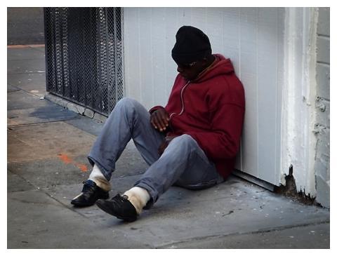 A esquizofrenia é mais comum em áreas urbanas.