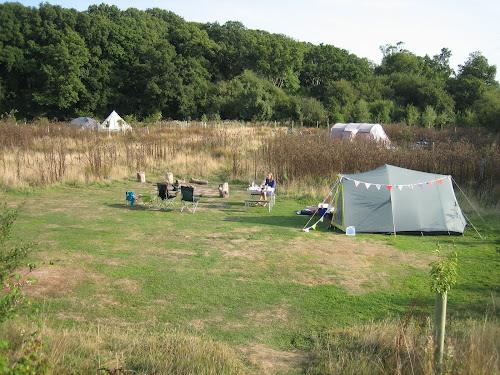 The Secret Campsite at The Secret Campsite