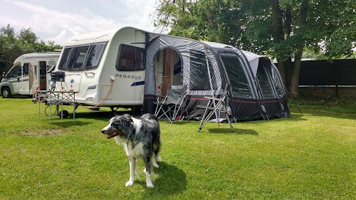 Norwich Camping and Caravanning Club Site at Norwich Camping and Caravanning Club Site