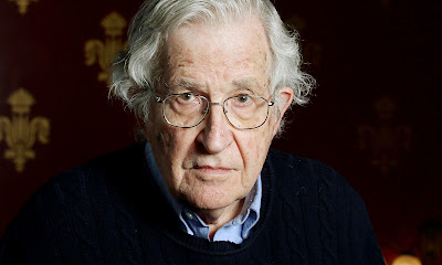 Leftist Noam Chomsky: Obama is destroying Constitution and civil society