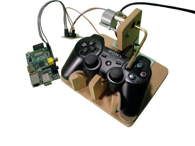 Playstation 3 controller and Raspberry Pi