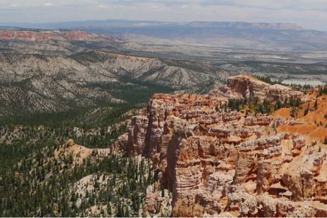 scenic drive bryce canyon national park