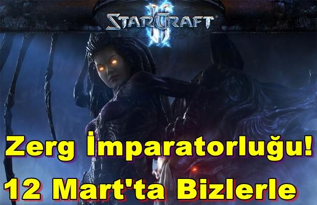 StarCraft II: Heart of the Swarm'ın Çıkış Tarihi Kesinleşti!