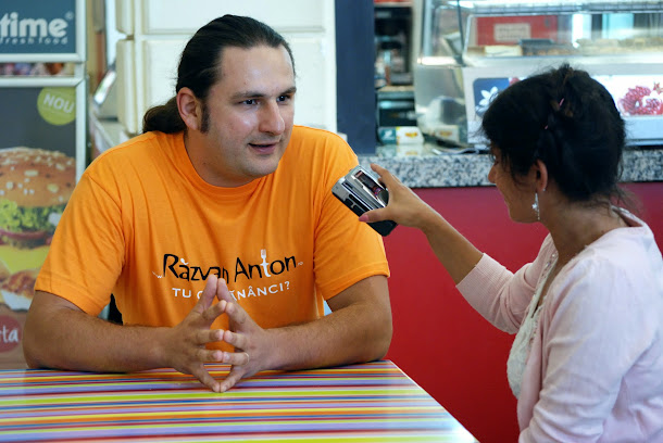 Razvan Anton - Food Revolution Day