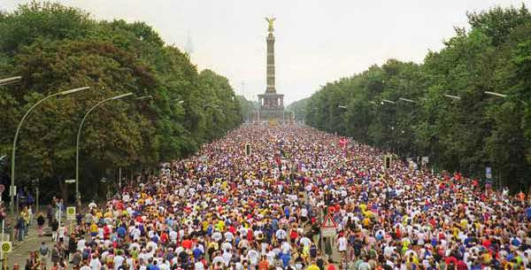 Maratón de Berlin