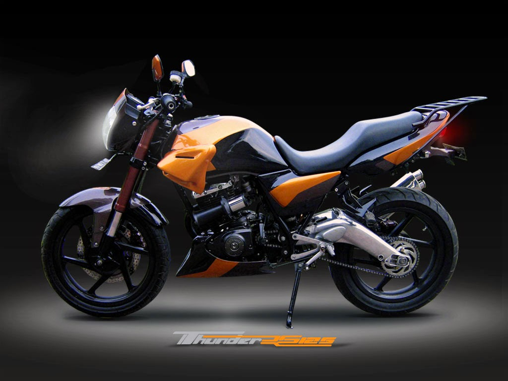 Modifikasi Motor Yamaha Gt 125