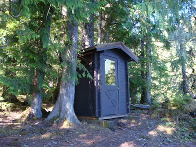 Great outhouse