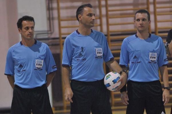 FIFA SODNIKI 2013 - Šivic, Nikolič in Zahovič