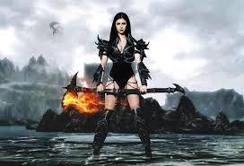 Skyrim – Daedric Armor cosplay by Azzyland