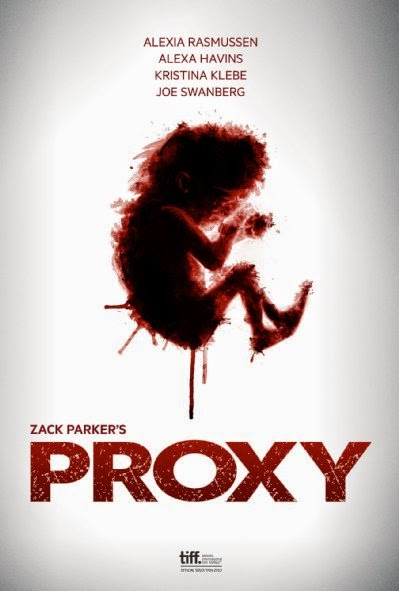 Poster Of English Movie Proxy (2013) Free Download Full New Hollywood Movie Watch Online At Alldownloads4u.Com