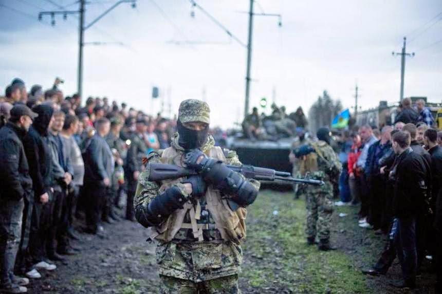TMG Corporate Services - Pro-Russian Militia