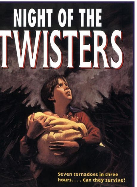 Melanie's Blog: Night of the Twisters by: Ivy Ruckman ...
