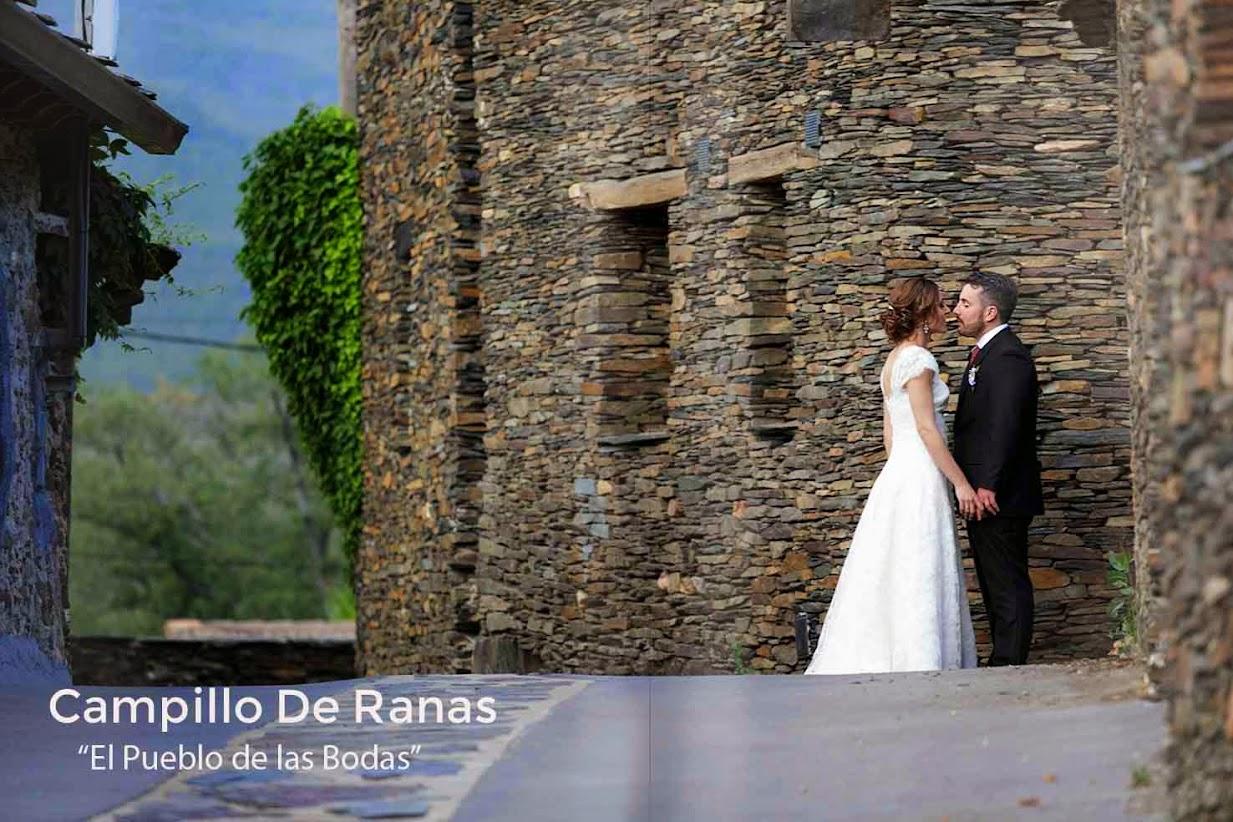 Campillo de Ranas se presenta como destino preferido por muchas parejas de la Comunidad De Madrid