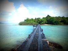 สะพานเชื่อมเกาะเหลายาในและเหลายากลาง
