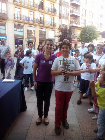 Ajedrez Santurtzi El Carmen 2014 premiados 0112