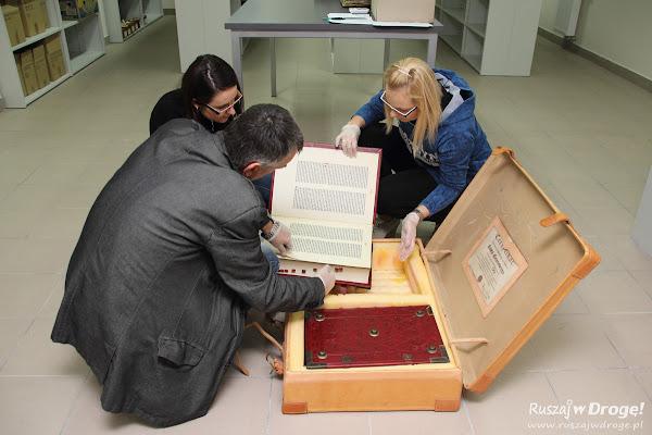 Archiwum Starodruków w Bibliotece Diecezjalnej w Pelplinie